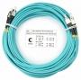 Шнур оптический duplex FC-FC 50/125 mm OM3 1,5м LSZH