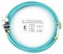 Шнур оптический duplex LC-FC 50/125 mm OM3 25м LSZH