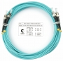 Шнур оптический duplex ST-ST 50/125 mm OM3 20м LSZH