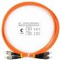 Шнур оптический duplex FC-FC 62,5/125 mm 2м LSZH