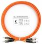 Шнур оптический duplex FC-FC 62,5/125 mm 3м LSZH