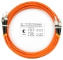 Шнур оптический duplex FC-ST 62,5/125 mm 20м LSZH