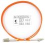 Шнур оптический duplex LC-LC 62,5/125 mm 1м LSZH