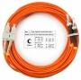 Шнур оптический duplex SC-ST 62,5/125 mm 25м LSZH