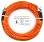 Шнур оптический duplex ST-ST 62,5/125 mm 1,5м LSZH