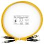 Шнур оптический duplex FC-FC 9/125 sm 1м LSZH
