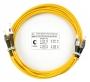Шнур оптический duplex FC-ST 9/125 sm 7м LSZH