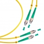 Шнур оптический duplex FC/APC-FC/APC 9/125 sm 7м LSZH