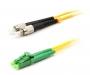 Шнур оптический duplex FC/APC-LC/APC 9/125 sm 2м LSZH