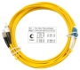 Шнур оптический duplex LC-FC 9/125 sm 5м LSZH