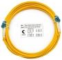 Шнур оптический duplex LC-LC 9/125 sm 7м LSZH