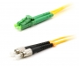 Шнур оптический duplex LC/APC-FC/UPC 9/125 sm 1,5м LSZH