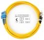 Шнур оптический duplex SC-FC 9/125 sm 5м LSZH