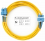 Шнур оптический duplex SC-SC 9/125 sm 7м LSZH