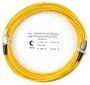 Шнур оптический simplex FC-FC 9/125 sm 10м LSZH