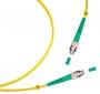 Шнур оптический simplex FC/APC-FC/APC 9/125 sm 20м LSZH