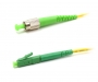 Шнур оптический simplex FC/APC-LC/APC 9/125 sm 1,5м LSZH