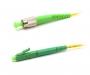 Шнур оптический simplex FC/APC-LC/APC 9/125 sm 1м LSZH