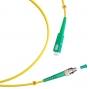 Шнур оптический simplex FC/APC-SC/APC 9/125 sm 1м LSZH