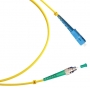 Шнур оптический simplex FC/APC-SC/UPC 9/125 sm 10м LSZH