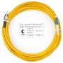 Шнур оптический simplex LC-FC 9/125 sm 10м LSZH