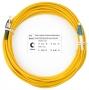Шнур оптический simplex LC-FC 9/125 sm 1,5м LSZH