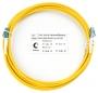 Шнур оптический simplex LC-LC 9/125 sm 5м LSZH