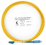 Шнур оптический simplex LC-SC 9/125 sm 3м LSZH