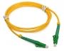 Шнур оптический simplex LC/APC-LC/APC 9/125 sm 10м LSZH