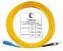Шнур оптический simplex SC-ST 9/125 sm 1,5м LSZH