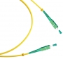 Шнур оптический simplex SC/APC-SC/APC 9/125 sm 10м LSZH