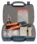 Набор инструментов (инструмент обжимной для RJ-45, RJ-12, зачистка, тестер, 60х8P8C, 30x6P6C)