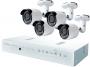 Комплект Видеонаблюдения AHD 1.0 (Дача Плюс) 8+4 1MPX. Артикул: D5008-РРС-B4, шт
