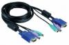 Набор кабелей для DKVM 2хPS/2 + монитор 5м