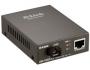 Медиаконвертер (TX: 1310 нм, RX: 1550 нм) 100BASE-TX по витой паре в 100BASE-FX по одномодовому волокну