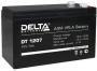Аккумуляторная батарея Delta DT 1207 (12V / 7Ah)