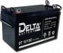 Аккумуляторная батарея Delta DT 12100 (12V / 100Ah)