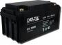 Аккумуляторная батарея Delta DT 1265 (12V / 65Ah)