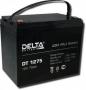 Аккумуляторная батарея Delta DT 1275 (12V / 75Ah)