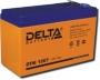 Аккумуляторная батарея Delta DTM 1207 (12V / 7Ah)