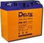 Аккумуляторная батарея Delta DTM 1217 (12V / 17Ah)