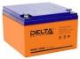 Аккумуляторная батарея Delta DTM 1226 (12V / 26Ah)