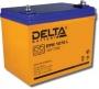 Аккумуляторная батарея Delta DTM 1275 L (12V / 75Ah)