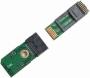 Сменная вилка для адаптера Permanent link CAT 6A/Class EA