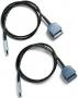 Комплект адаптеров Permanent Link CAT 6A/Class EA для кабельных анализаторов серии DTX