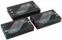 Удлинитель HDMI (Full HD) принимающий блок, 1 вход, 1 выход, UTP Кат. 5e до 100м, EDID Copy