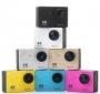 Экшн камера EKEN H9R Ultra HD 4K 25 fps, 1080P 60 fps, 720P 120 fps, с пультом ДУ 2.4 Гц, процессор: Sunplus 6350, сенсор: OVT 4.0 Mpx