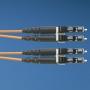 Волоконно-оптический патч-корд LC-LC, многомодовый 50/125 (OM2), duplex, 1.6 мм, LSZH, 3 м PANDUIT