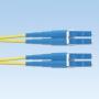 Одномодовый дуплексный патч-корд LC-LC 9/125 мкм, LSZH, 3 м PANDUIT