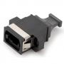 Проходной адаптер MPO/MPO, SM/MM, SC Footprint Hyperline